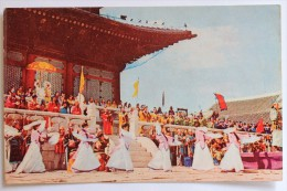 Royal Dances, South Korea - Korea, South