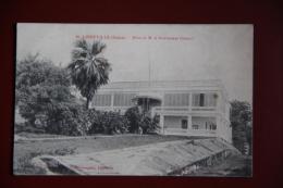 LIBREVILLE - Hotel De M.le Gouverneur Général - Gabon