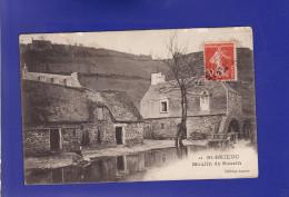 Saint Brieuc Moulin De Souzin Lavandiere 1912  ( MICROS DEFAUTS BORD SUP SINON Très Très Bon ETAT ) +3406) - Saint-Brieuc