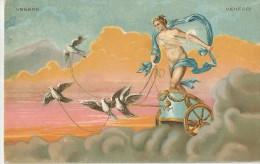 VENERDI', VENERE, COLOMBE LA SETTIMANA SBORGI 455 - Illustratori & Fotografie