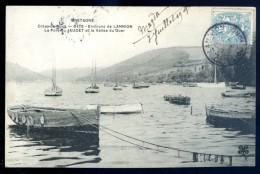 Cpa Du 22 Environs De Lannion -- Le Port Du Yaudet Et La Vallée Du Guer     LIOB16 - Lannion