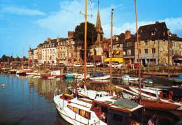 HONFLEUR - Le Vieux Bassin Et Le Quai St-Etienne - (23) - - Honfleur