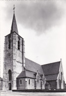 Grote Kaart Dorp - St. Benedictuskerk MORTSEL Gekarteld - Mortsel