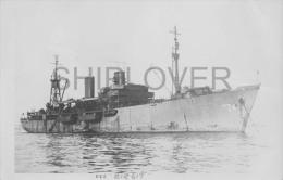 Transport USS BIRGIT (US Navy) - Carte Photo Ancienne - Bateau/ship/schiff - Warships