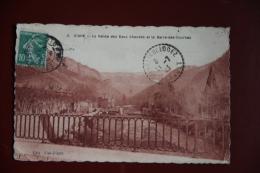 DIGNE - La Vallée Des Eaux Chaudes Et La Barre Des Dourbes - Digne