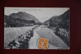 DIGNE - La Vallée Des Eaux Chaudes - Digne