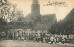 PARAY LE MONIAL PROCESSION DES PELERINS - Paray Le Monial