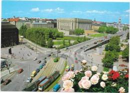 HELSINKI Helsingfors Suomi Finland     - Tram Vieilles Voitures - - Finlande