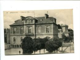 CP - Avranches (50) L Hotel De Ville