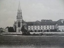 CPA 88 Vosges Autrey église Et Séminaire - Other Municipalities
