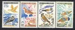 S. Pierre Et Miquelon 1963 Serie N. 364-365 Uccelli MNH Catalogo € 8,80 - St.Pierre & Miquelon