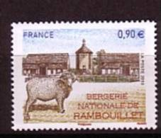 2010-N°4444** BERGERIE DE RAMBOUILLET - Unused Stamps