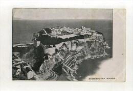 - MONACO . LE ROCHER - Monaco
