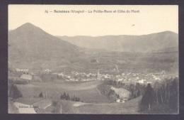 VOGES 88 SENONES La Petite Raon Et Côte Du Mont - Senones