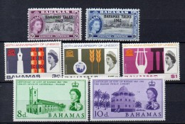 BAHAMAS   Lot De Timbres Neufs * * Des Années 60     ( Ref 2566 ) Voir Descriptif - Bahamas (1973-...)