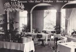 Ristorante Chez Louis -Bordighera - F/G  B/N Lucida  (290911) - Hotels & Gaststätten