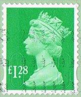 GB 2013 SecUrity Machin £1.28 Good/fine Used [30/27046/ND] - 1952-.... (Elizabeth II)