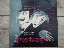 Bert Brecht/ Kurt Weill - Die Dreigroschenoper - Wiener Staastoper (F. Charles Adler) - Vinyl Records