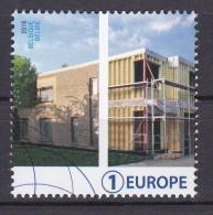 Belg. 2016 - COB N° 4575 ** - Enseignement Qualifiant (constrction Durable) - België