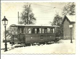 Trammuseum SCHEPDAAL Musée Du Tramway Tram Voiture Royale - Dilbeek