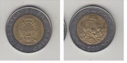 500 LIRE 1988 - San Marino