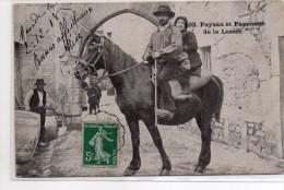 Lozère : Paysannes - France
