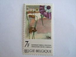 Belgie Belgique 1975 Datum Date 2.VI.75 Peinture Pol Mara COB 1775  Yv 1766 MNH ** - Unclassified