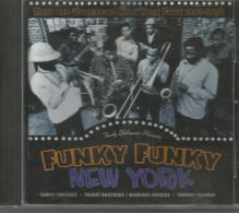 Funky Funky New York-Various Artists 2005/6. - Soul - R&B