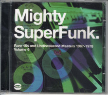 Mighty Superfunk-Various Artists 2008. - Soul - R&B