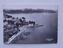 SAINT-LAURENT-DE-LA-MER: Carte Postale 1962 LA FRANCE VUE DU CIEL... Anse Aux Moines Et Pointe Du Roselier - Other Municipalities