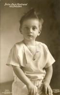 CARTE PROPAGANDE ALLEMANDE - GUERRE 14-18 - 1 WK - PRINZ LOUIS FERDINAND VON PREUSSEN ENFANT - Guerra 1914-18