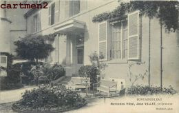 FONTAINEBLEAU MERCEDES HOTEL PROPRIETAIRE JEAN VALLET 77 - Fontainebleau