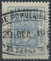 1225 - FRIBOURG Fiskalmarke - Steuermarken