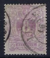 Belgium:  1869 OBP 29  Used Obl Mi 26 - 1869-1888 Lying Lion