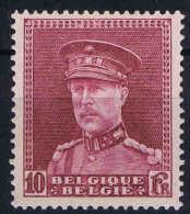 Belgium: OBP 324 MH/* Falz/ Charniere  Mi 313 1931 - Belgique