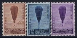 Belgium: OBP 353  - 355  MNH/**/postfrisch/neuf  Mi 344 - 346 1932 - Belgique