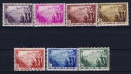 Belgium: OBP 356  - 362  MNH/**/postfrisch/neuf  Mi 344 - 346 1932  TBC - Bélgica