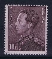 Belgium: OBP 434 A MNH/**/postfrisch/neuf  1937 - 1936-51 Poortman