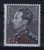Belgium: OBP 478 MNH/**/postfrisch/neuf   Mi 479 1938 - Belgique