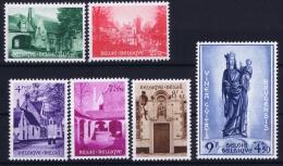 Belgium: OBP  946 - 951  MNH/**/postfrisch/neuf   Mi  995 - 1000    1954 - Belgium