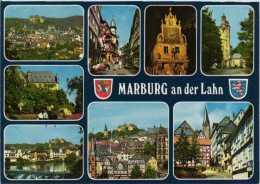 3550 Marburg An Der Lahn Mehrbildkarte 5 - Marburg