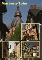 3550 Marburg An Der Lahn Mehrbildkarte 7 - Marburg