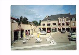 44 - Saint Herblain - Centre Commercial Les Arcades - N°11 Artaud 1988 Voiture SIMCA GS CITROEN - L´hermelande ITALIQUE - Saint Herblain
