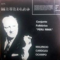 Disco Vinilo (LP) MBURICAO - MAURICIO CARDOZO OCAMPO - PARAGUAY - Formatos Especiales