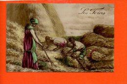 Agriculuture - Les Foins - Cultures
