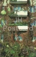 Dwelling House In Jugla-3 - Riga - 1976 - Latvia USSR - Unused - Lettonie