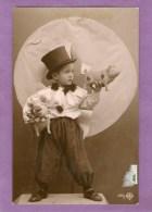 Petit Garçon - Cochons - Bonne Année - (380/1 DLG) - - Zonder Classificatie