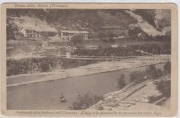 Italy - Fonzaso - Ponte Della Serra - Belluno