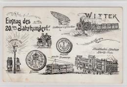 Austria - Wittek - Einzug Des 20.-ten Jahrhundert - Mechanical