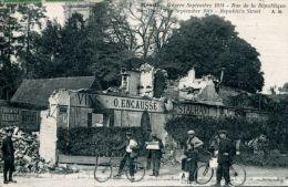 N°48932 -cpa Senlis -guerre 1914-1918- - Senlis